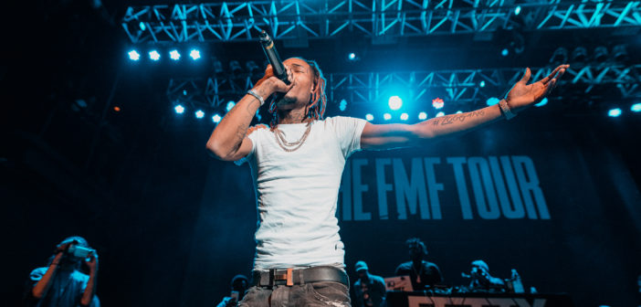 Fetty Wap – FMF Tour – Silver Spring, MD – 1.13.18