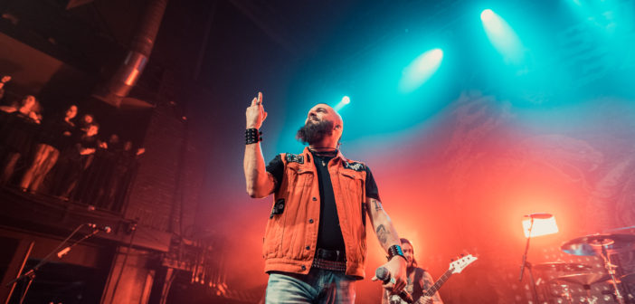 Killthrax II Tour – Killswitch Engage –Baltimore, MD – 3.1.18