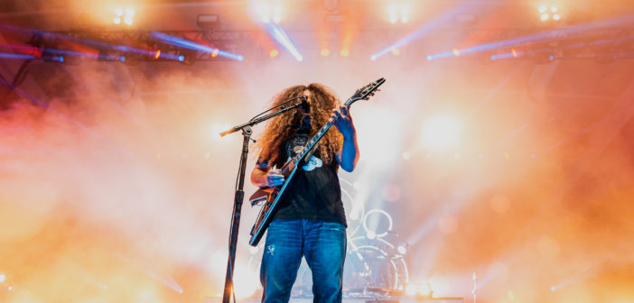 Coheed and Cambria & Taking Back Sunday Summer Tour – Baltimore, MD – 7.15.18