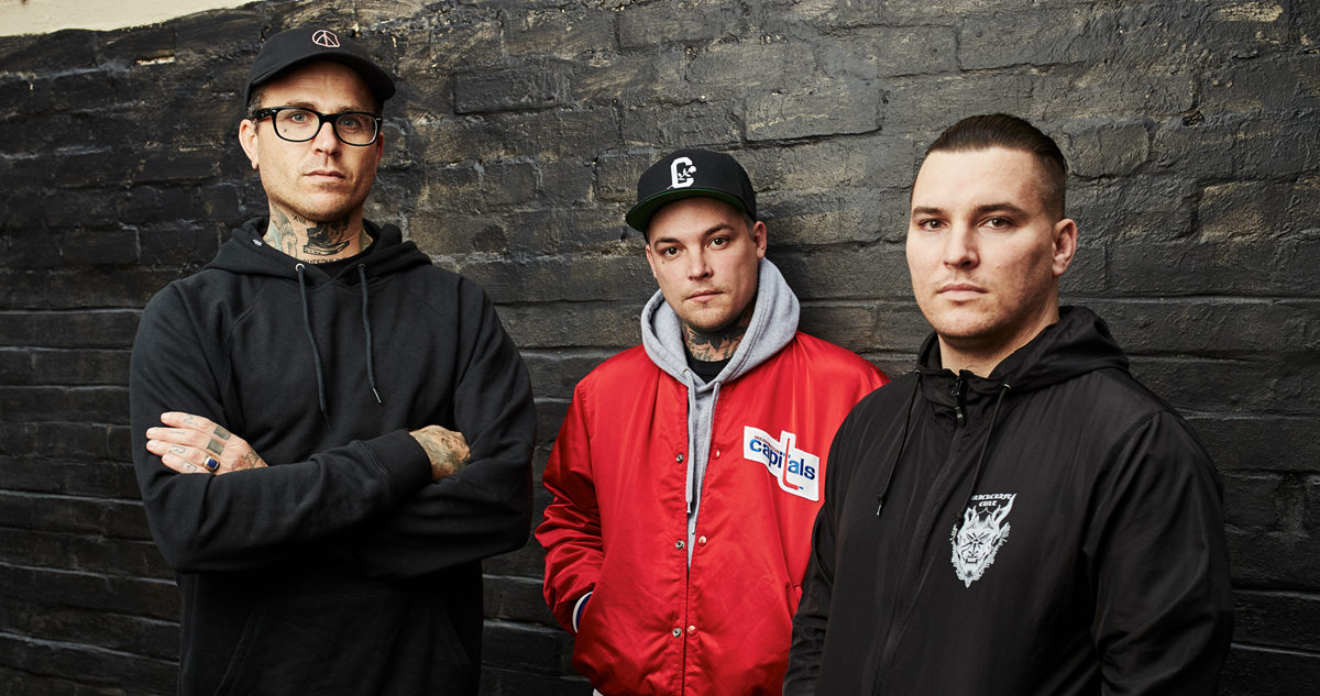 "The Amity Affliction Release ""D.I.E."" Music Video"