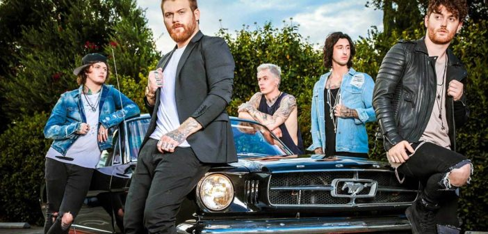Asking Alexandria enters studio for new record