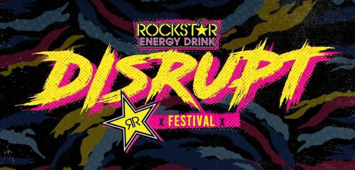 'ROCKSTAR DISRUPT FEST' ANNOUNCE LINEUP FOR INAUGURAL CROSS-COUNTRY RUN