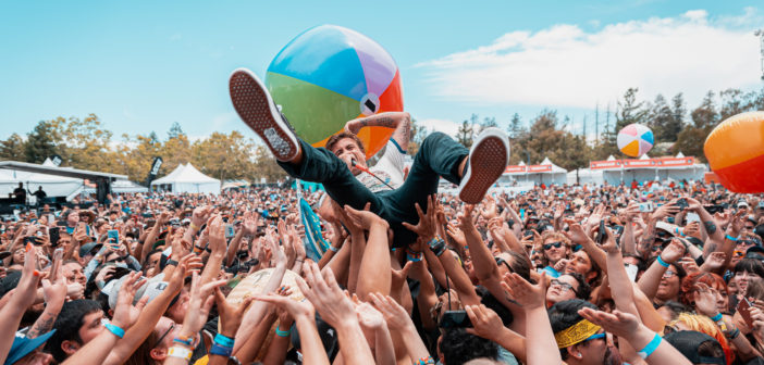 Vans Warped Tour 25th Anniversary (Day 2) – Mountain View, CA – 7.21.19