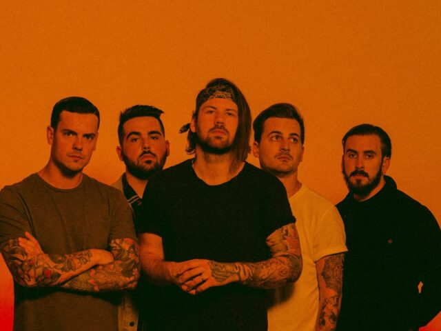 "BEARTOOTH GO GOLD WITH ""IN BETWEEN"""