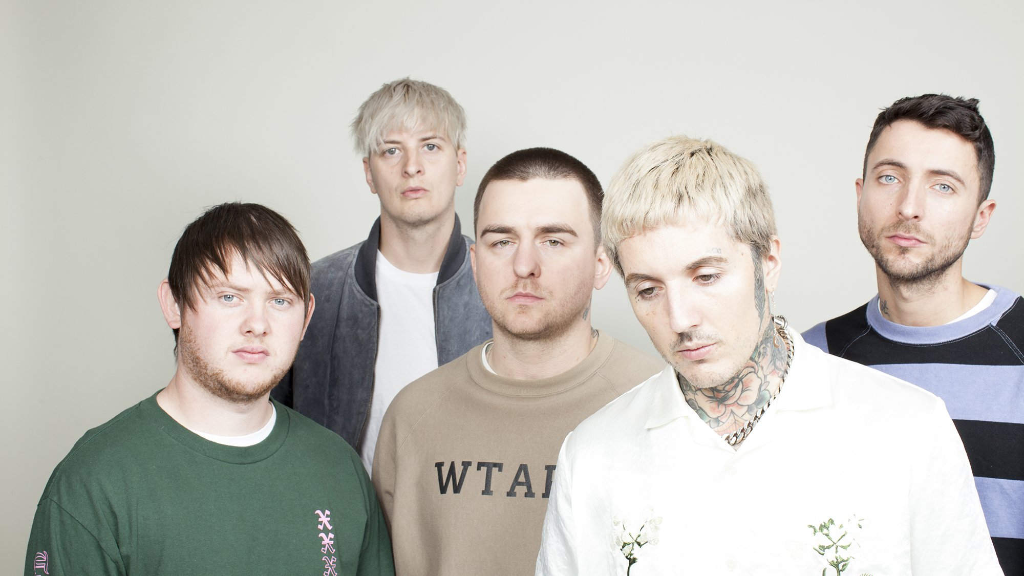 """BRING ME THE HORIZON CONFIRM RELEASE DATE FOR NEW SINGLE, """"PARASITE EVE"""""""