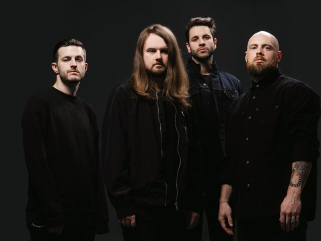 "FIT FOR A KING RELEASE NEW SINGLE ""GOD OF WAR""; ANNOUNCE NEW ALBUM 'THE PATH'"