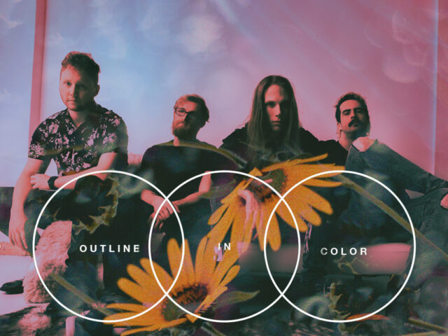 "EXCLUSIVE: ""WE RECORDED AN EVANESCENCE COVER""- OUTLINE IN COLOR DISCUSS NEW EP AND THEIR DECADE-LONG CAREER"